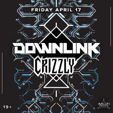 DOWNLINK, CRIZZLY (POSTPONED TBA): Main Image
