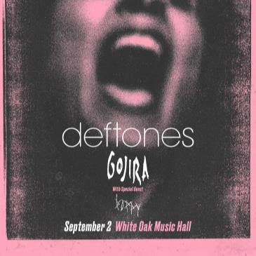 Deftones Summer Tour 2020-img
