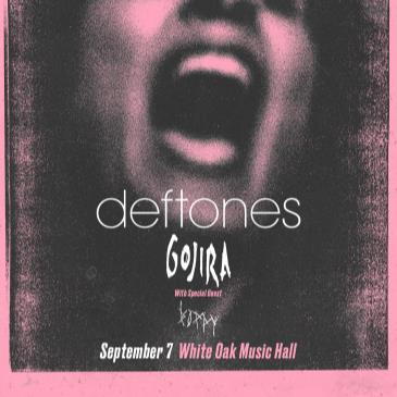 Deftones Summer Tour 2021-img