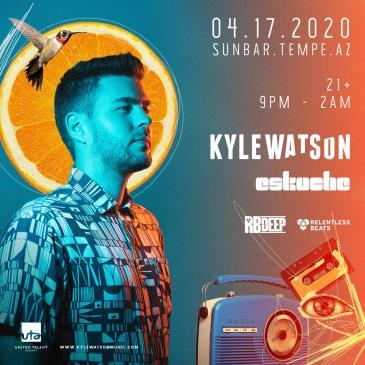 Postponed - Kyle Watson: Main Image