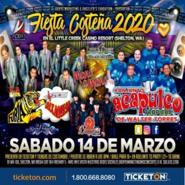 POSTPONED FIESTA COSTEÑA 2020: Main Image