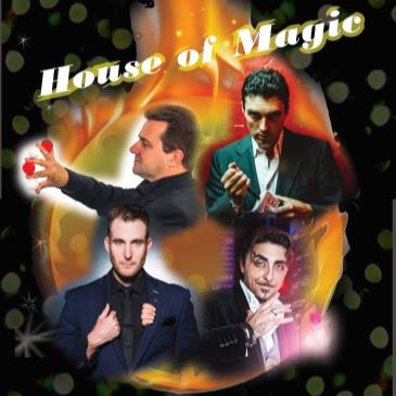 House of Magic & Illusion Adult Show-img