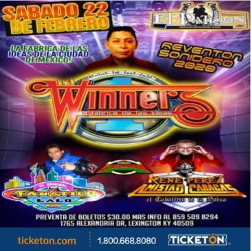 WINNERS ANTONIO MORALES