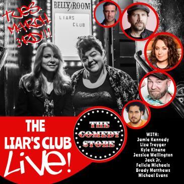Liars Club Live!-img