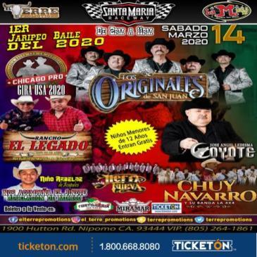 CANCELLED/EL COYOTE - LOS ORIGINALES: Main Image
