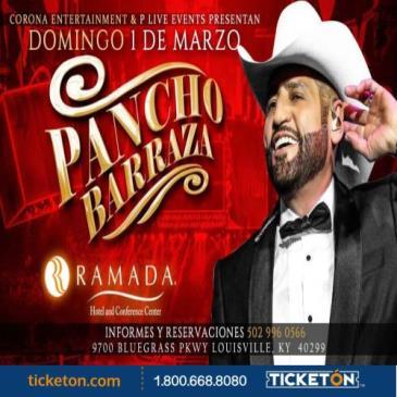 PANCHO BARRAZA: Main Image