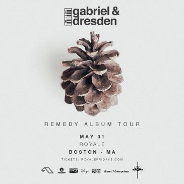 Gabriel & Dresden - BOSTON: Main Image
