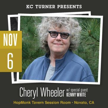Cheryl Wheeler w/ Kenny White: Main Image