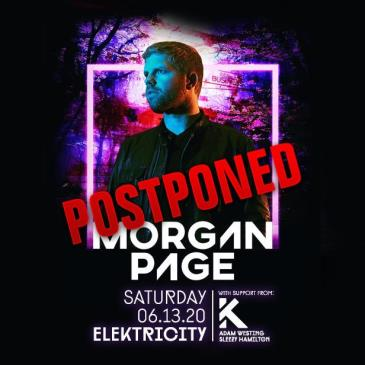 MORGAN PAGE + KT - Postponed to TBA: Main Image