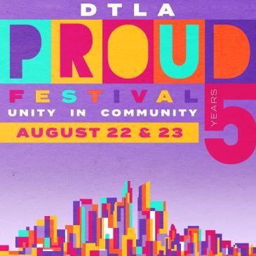 DTLA PROUD Festival 2020- Cancelled: Main Image