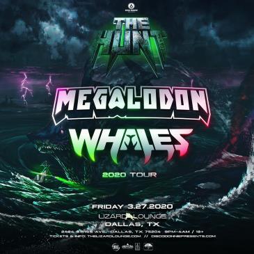Megaladon x Whales - DALLAS-img