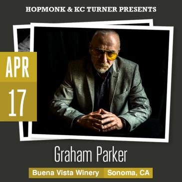 Graham Parker at Buena Vista Winery Sonoma (POSTPONED)-img