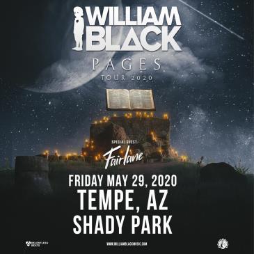 Postponed - William Black: Main Image