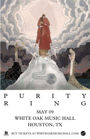 Purity Ring – tour de womb (POSTPONED TBA): Main Image