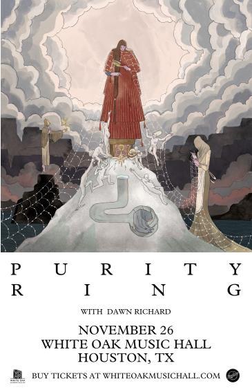 Purity Ring – tour de womb: