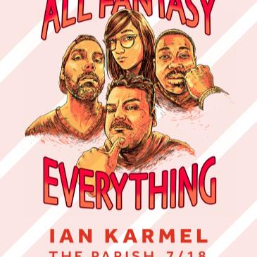 Ian Karmel: All Fantasy Everything Podcast-img