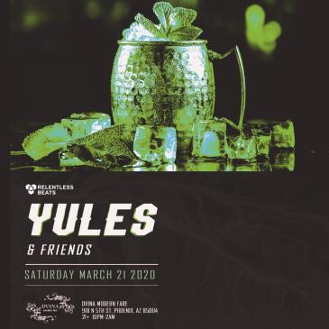 Postponed - Yules & Friends: Main Image