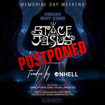 SPACE JESUS - Postponed to TBA: Main Image
