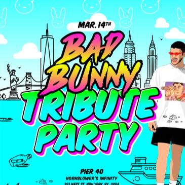 Latin Boat Party: The BAD BUNNY TRIBUTE Yacht Cruise NYC-img