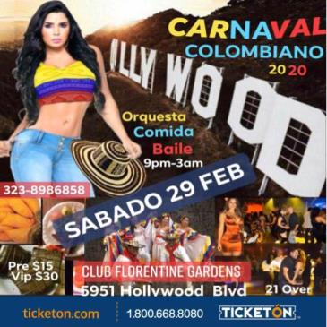 CARNAVAL COLOMBIANO