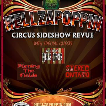 HELLZAPOPPIN CIRCUS SIDESHOW REVUE-img