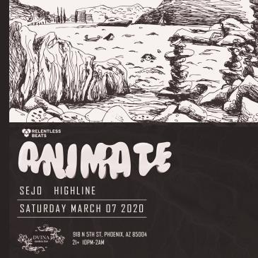 Animate: Main Image