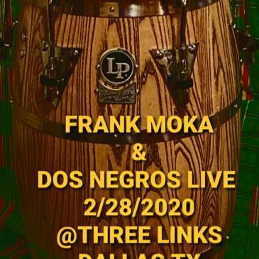 Frank Moka & Dos Negros LIVE!-img