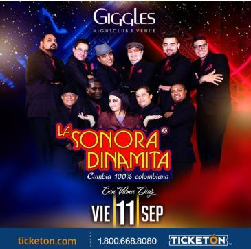 CANCELLED-LA SONORA DINAMITA EN LOS ANGELES: Main Image