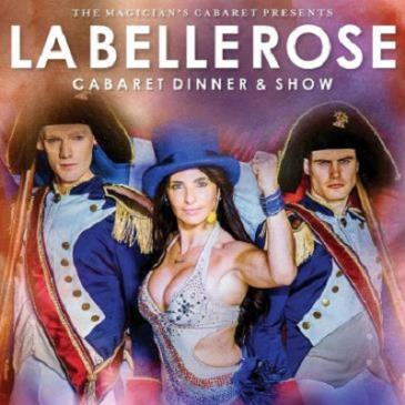 Cabaret La Belle Rose Dinner & Show: Main Image