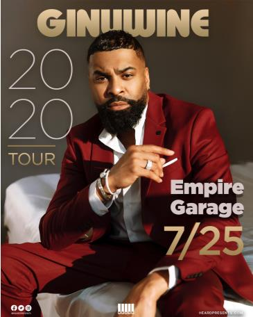 Ginuwine (Postponed from 4/26): Main Image