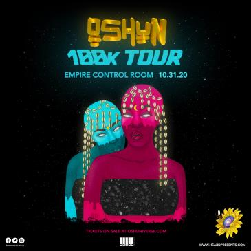 OSHUN #100kTour (Postponed from 5/30)-img