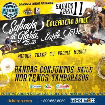 SABADO DE GLORIA / COLEADERO-BAILE