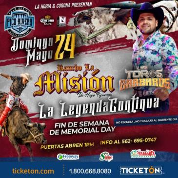 R. LA MISION DE H. FIGUEROA / MEMORIAL DAY WEEKEND