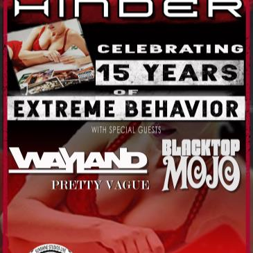 HINDER - CANCELLED-img