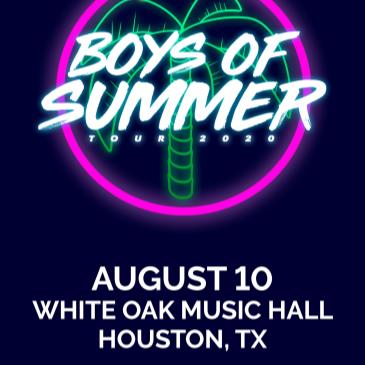 Boys Of Summer Tour 2020-img
