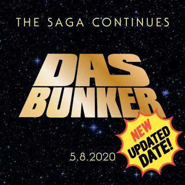 Postponed: Das Bunker Star Wars Night: Main Image