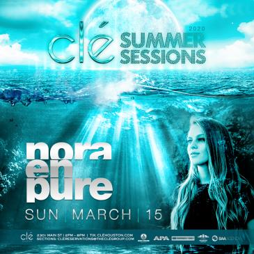 Nora En Pure - HOUSTON (CANCELLED): Main Image