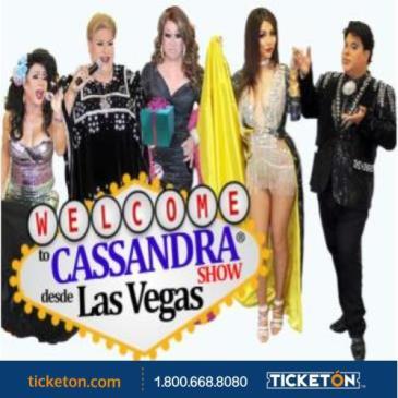 CELEBRA A MAMA -7:pm Cassandra  Show TRASVESTI: Main Image