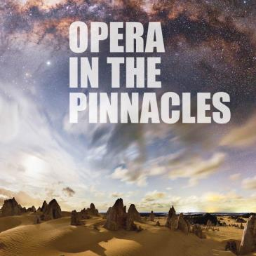 Opera in the Pinnacles: Main Image
