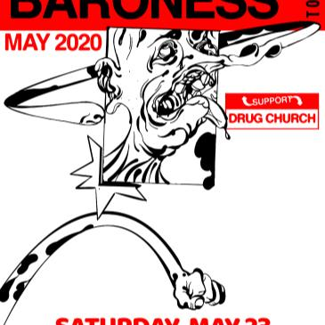 Against Me! and Baroness with special guest Drug Church-img