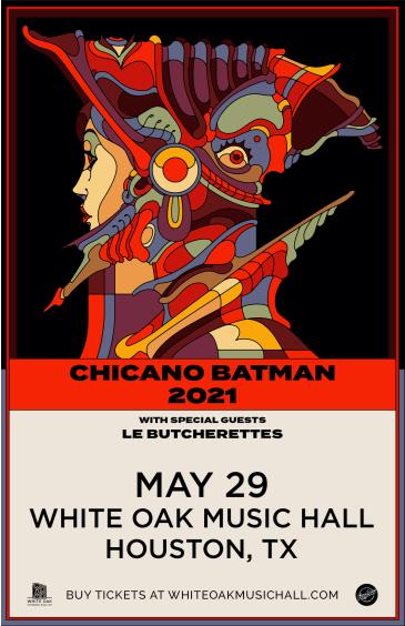 Chicano Batman: Main Image