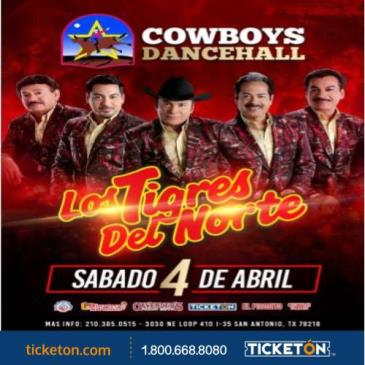 POSTPONED/LOS TIGRES DEL NORTE: Main Image