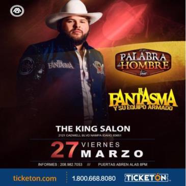 PALABRA DE HOMBRE TOUR 2020