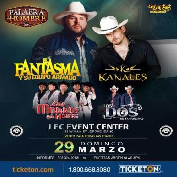 POSTPONED-PALABRA DE HOMBRE TOUR 2020: Main Image