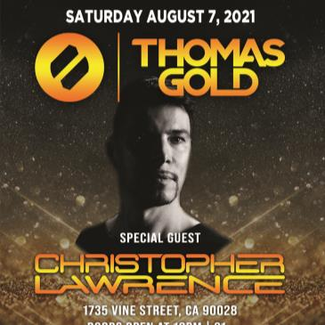 THOMAS GOLD / Christopher Lawrence-img