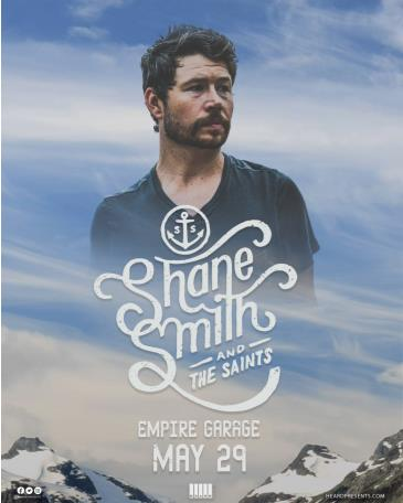 Shane Smith & the Saints - Postponed: Main Image