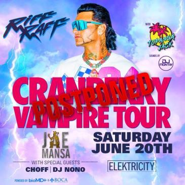 RiFF RAFF - Postponed to TBA: Main Image