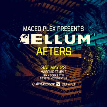 Maceo Plex Presents: Ellum Afters- Movement Afterparty-img