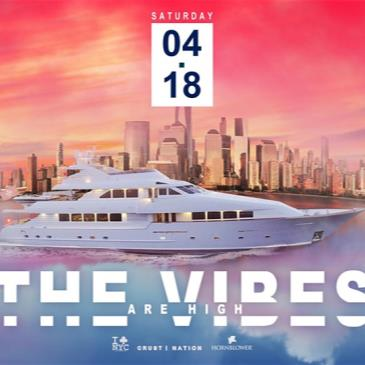 THE VIBES ARE HIGH 4/20 Celebration Yacht Cruise NYC Boat Pa-img