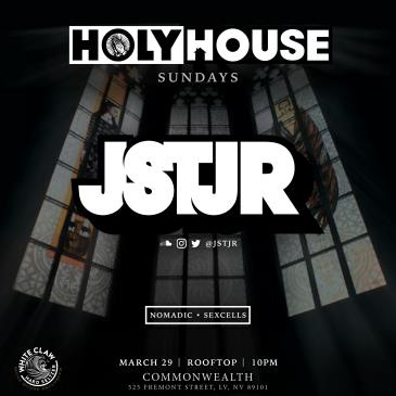 HOLY HOUSE N°51 — JSTJR (21+): Main Image